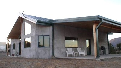 New mexico green builders of sip homes for Sip panel kit homes